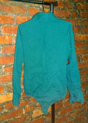 Боди рубашка блуза кофточка amisu2 фото