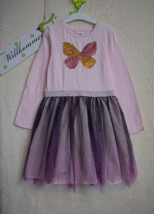 Очаровательное платьеце для модницы.