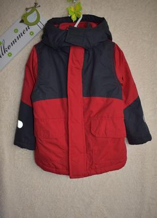 Классная деми куртка для мальчика.