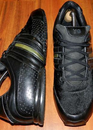 Y-3 yamamoto ! оригинальные, стильные,кожаные невероятно крутые кроссовки