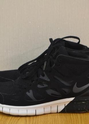 Nike free run 2 mid