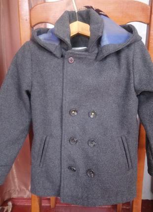 Пальто на хлопчика1 фото