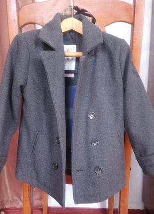 Пальто на хлопчика3 фото