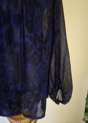 Шифоновая блуза2 фото