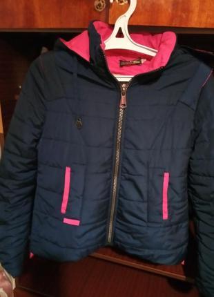 Куртка демисезонная 48 размер