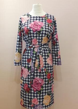 Супер цена!!!платье в стиле дольче габбана