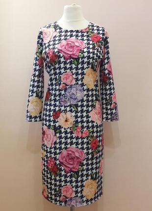 Супер мега скидка!!!очень красивое платье в стиле дольче габбана2