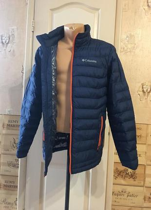 Куртка omni- heat columbia пуховик