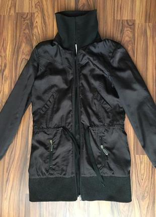 Плащик весенний куртка легкая спорт шик terranova