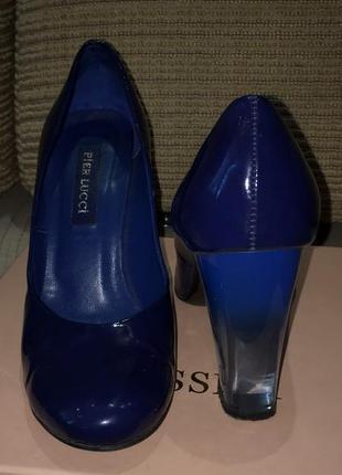 Лаковые туфли pier lucci