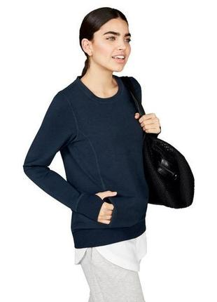 Спортивный реглан-пуловер crivit