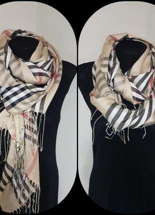 Стильный легкий шарфик