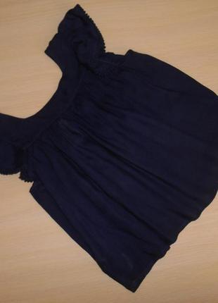 Нарядная блузка, блуза young dimension, 6-7 лет, 116-122 см, оригинал5 фото