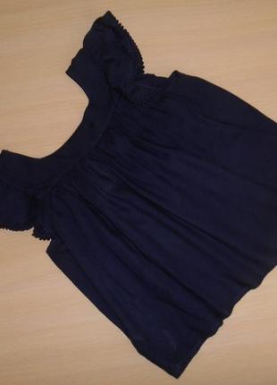Нарядная блузка, блуза young dimension, 6-7 лет, 116-122 см, оригинал2 фото