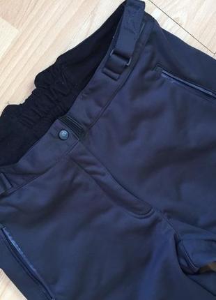 Теплі зимові штани від crivit)на флісі.розмір 46-48 евро