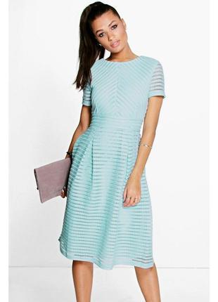 Кружевное,нарядное платье миди!