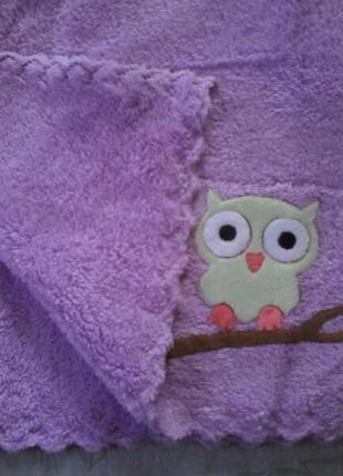Детское полотенце 35х75 см4 фото