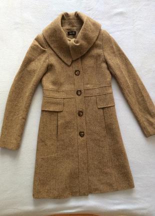 Пальто тонкое sinequanone бежевое