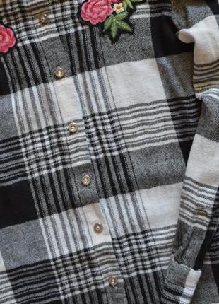 7-8 лет рубашка блуза  primark4 фото