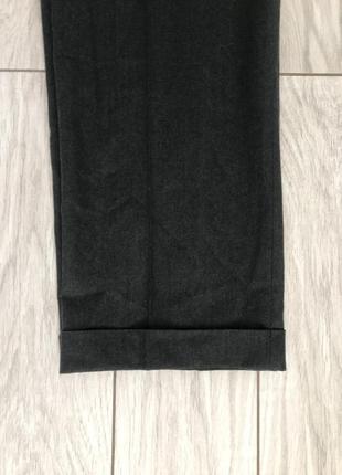 Брюки мужские, большой размер xl, черные мужские брюки3 фото