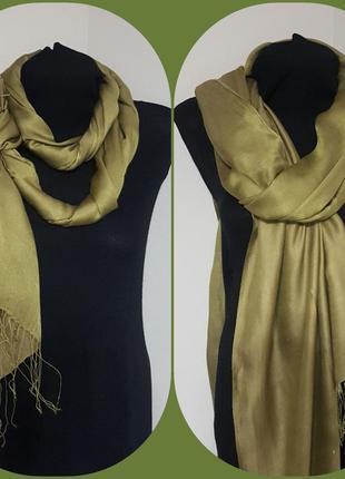 Красивенный демисезонный шарф