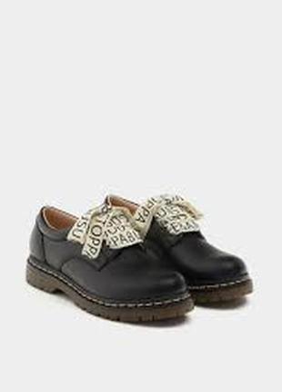 Туфли/дерби pull & bear ,полу ботинки