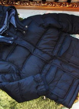Куртка на 6-7 лет до морозов фирма h&m. состояние новой