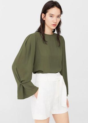 Блуза женская mango размер xs