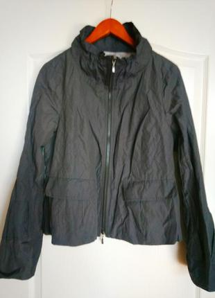 Max mara penny black  куртка ветровка