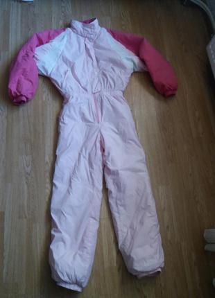 Продам женский лыжный комбинезон rodeo c&a.жіночий костюм лижний.