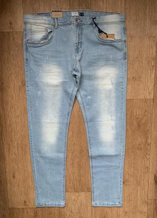 Sale / новые оригинальные джинсы slim от ovs италия / брюки levis