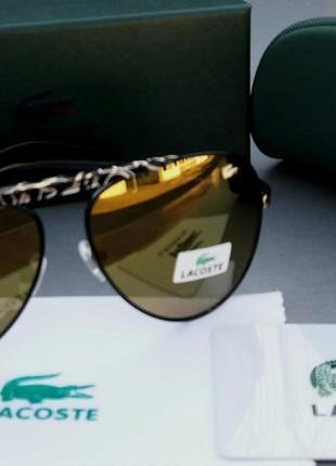 Lacoste очки капли мужские солнцезащитные поляризированые
