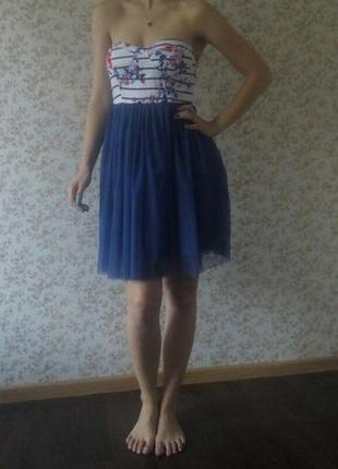 Летнее платье danity