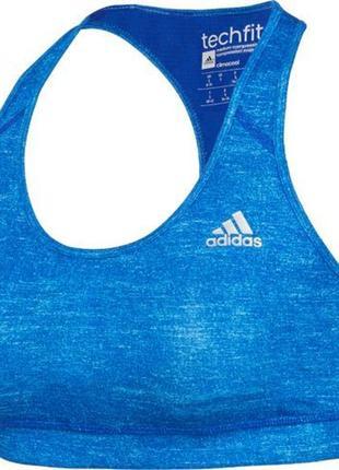 Adidas techfit (xs) спортивный топ