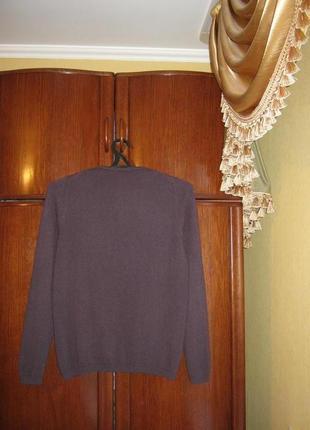 Свитер boden, 100% натуральный кашемир, размер 14-166 фото