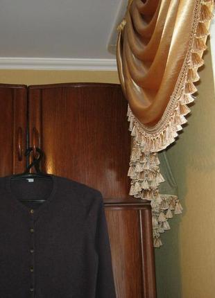 Свитер boden, 100% натуральный кашемир, размер 14-162 фото