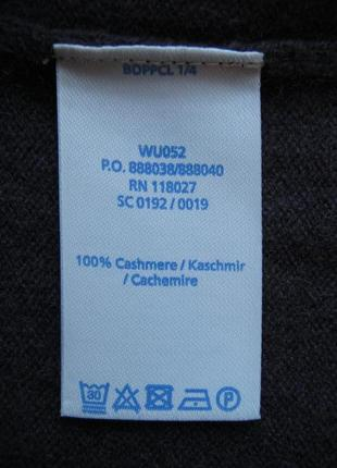 Свитер boden, 100% натуральный кашемир, размер 14-164 фото