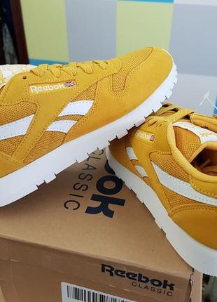 Reebok оригинал новые кроссовки мужские   размер  41 ст.26.5 см