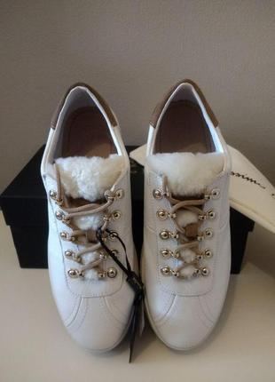 Кроссовки winter capsule sneakers massimo dutti 20195