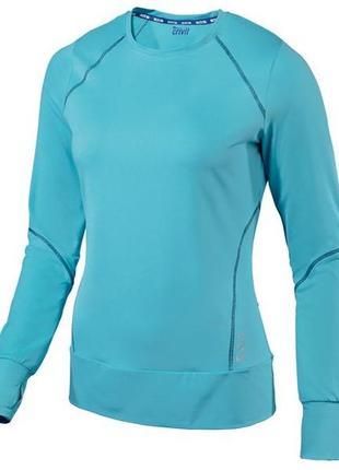 Спортивная функциональная женская кофта от crivit m 40-42 евро наш 46-48