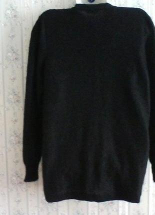 Кардиган шерстяной итальянский, шерсть суперкид, разм.54-563 фото