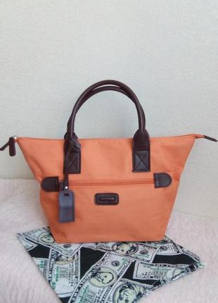 Текстильная сумочка l.credi
