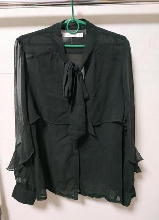 Блузка размер uk 10 наш 44-46