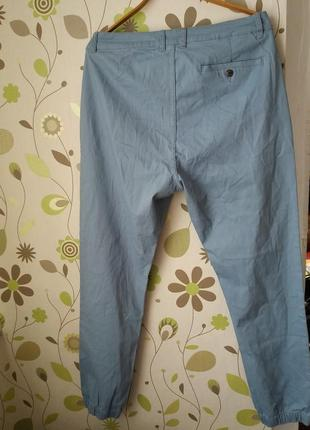 Фирменные мужские chino брюки от watsons германия. качество шикарное!5 фото