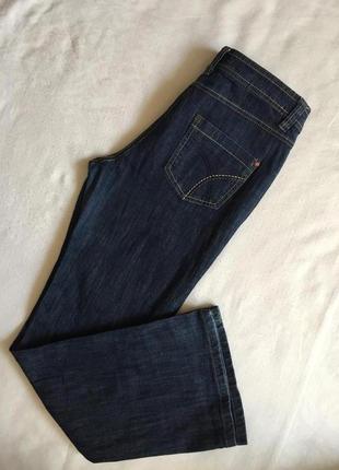 Супер джинсы жен с потертостью раз xl(50)