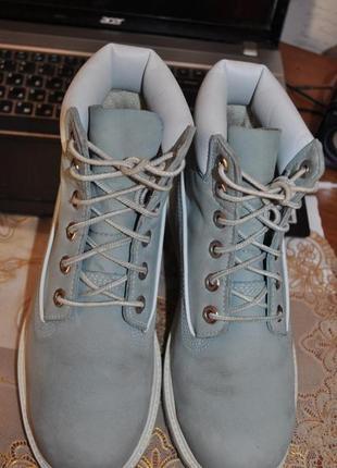 Timberland  waterproof ботинки  made in thailand оригинал
