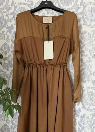 Итальянское платье wu side