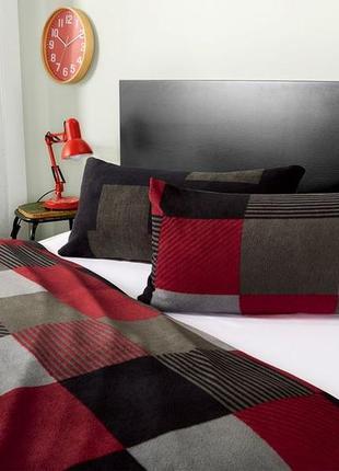 Роскошное двустороннее флисовое постельное белье meradiso2 фото