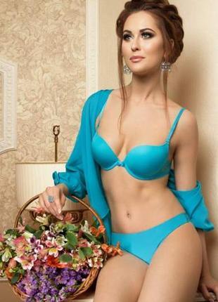 Розкішний блакитний комплект anabel arto