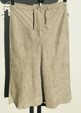 Льняная женская юбка stefanie